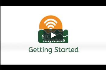 Getting Started with STC Anywhere