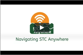 Navigating STC Anywhere